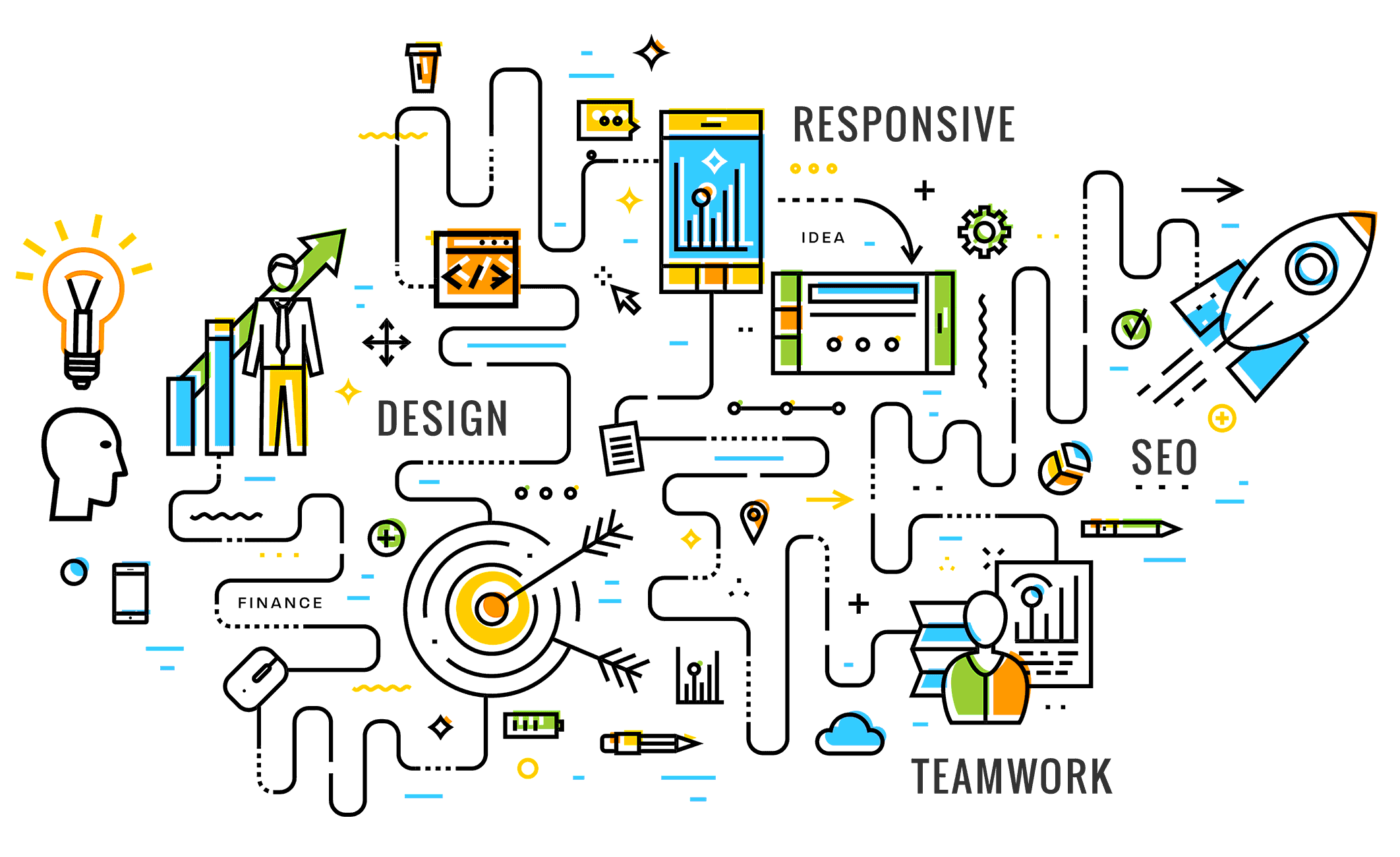 web-design-development-process-illustration