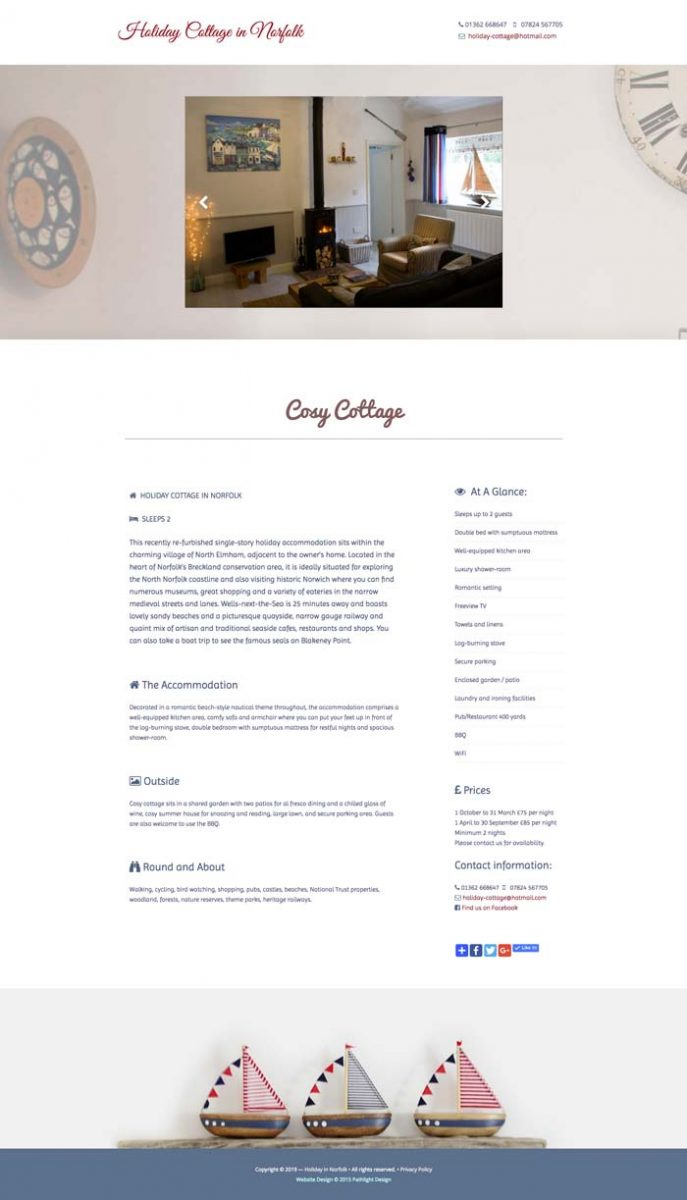 Cosy-Cottage-website-screenshot
