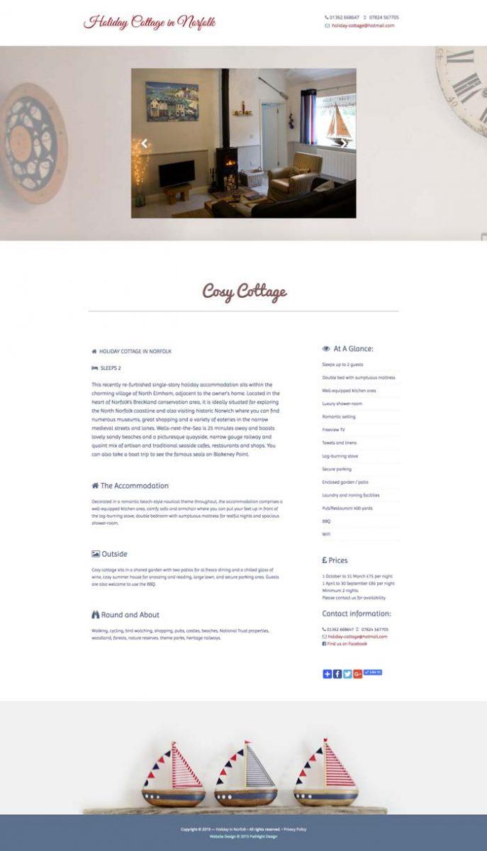 Cosy-Cottage-website-screenshot